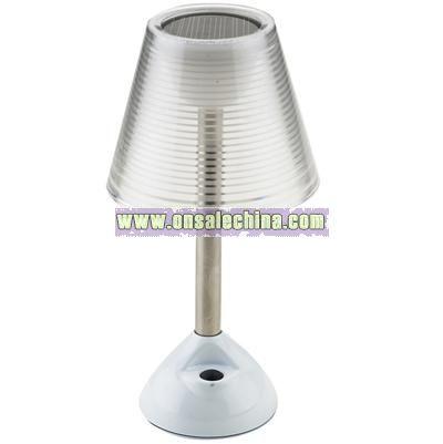 LED Solar Powered Table Lamp