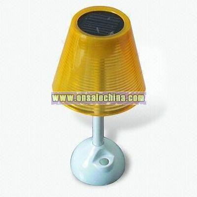 Solar Nightlight-Desk Lamp