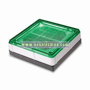 Solar LED Tile
