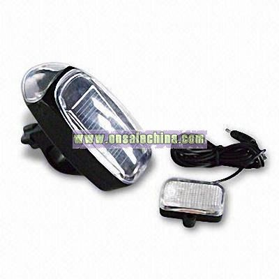Solar Bicycle Lamps