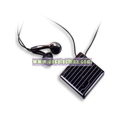 Solar MP3 Player