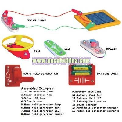 Solar Educational Kit