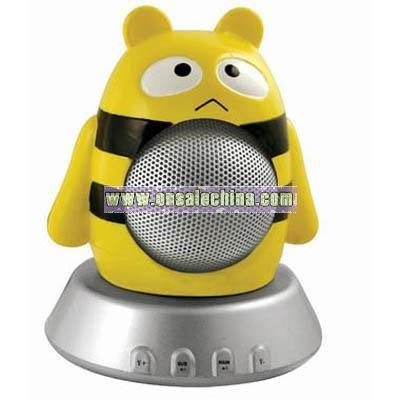 Bee Shaped Speakers
