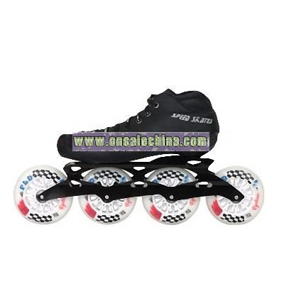 Roller Skate Shoe Laces on Speed Skate Wholesale China Osc Wholesale