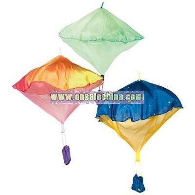 Mini Silk Parachute