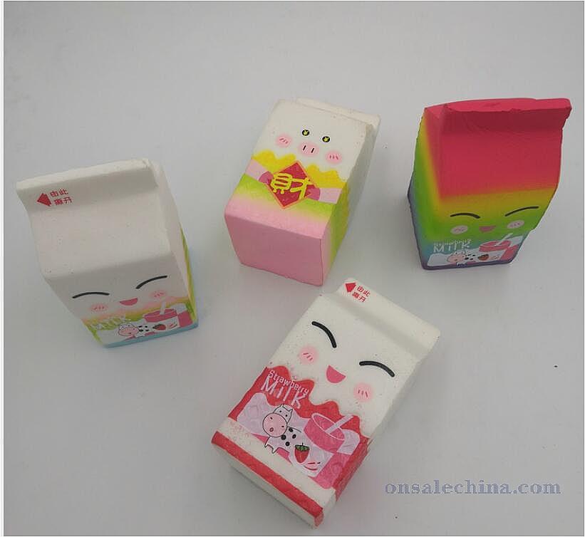 Stress Milk Box