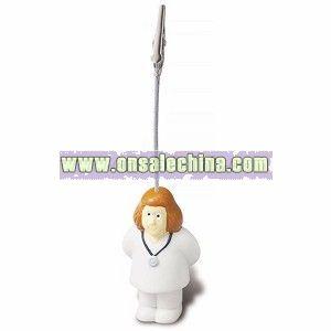 Nurse Memo Holder