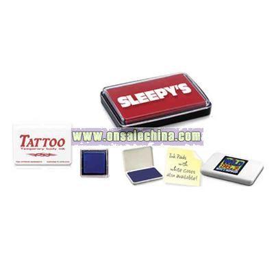 Premium dye-based ink pads
