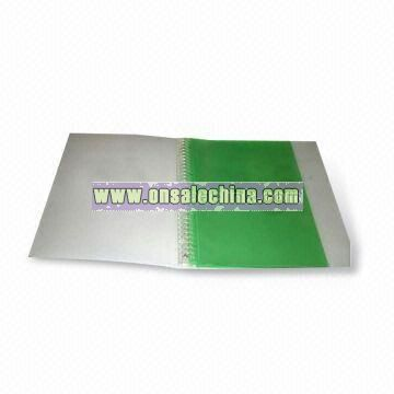Eco-friendly and 6P Free PP File Folder