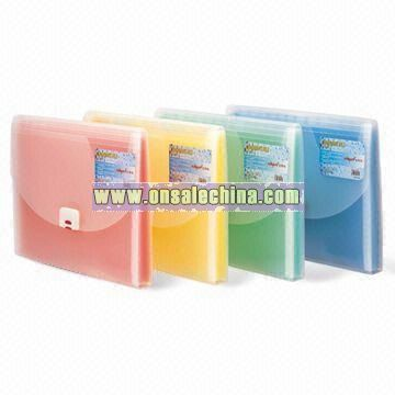 A4 Size File Holders