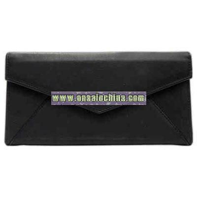 Cowhide Documents envelope