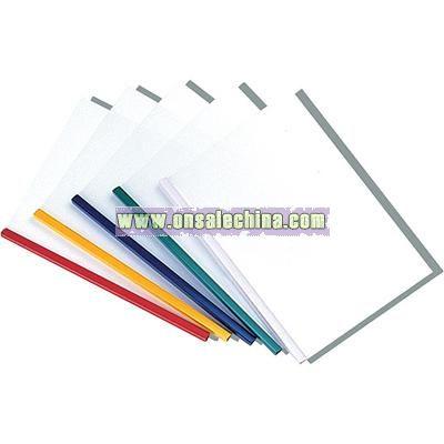 A4Q slide grip folder