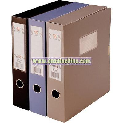 Economy shape medium size file box
