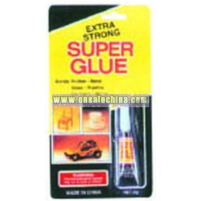 Adhesive Super Glue