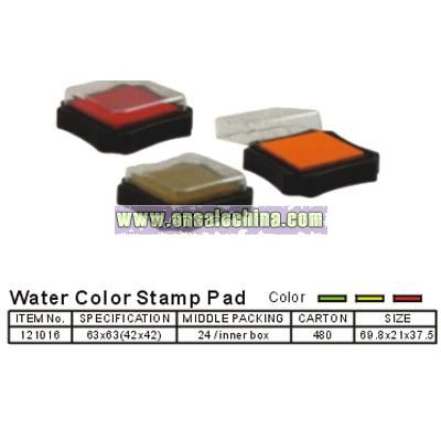 Water Color Stamp Pad