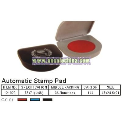 Automatic Stamp Pad