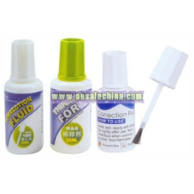 Correction Fluid