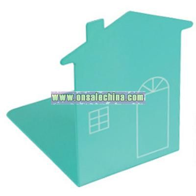 House Shaped Bookend