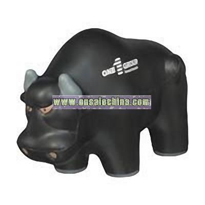 Wall Street Bull Stress Ball