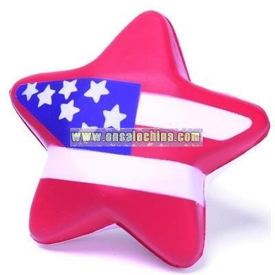 USA Star Stress Balls