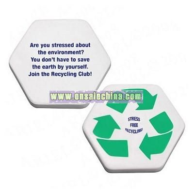 Stress Reliever - Recycle Symbol