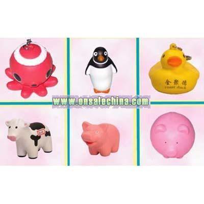 PU Stress Toys - Animals Series