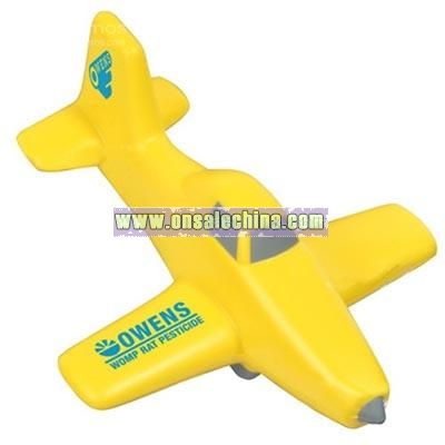 Crop Duster Plane Stress Ball