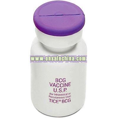Vial / Pill Bottle Stress Ball