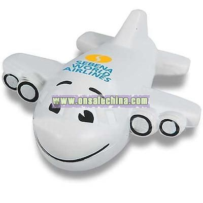Smiley Plane Stress Ball