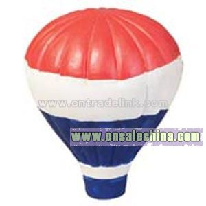 Patriotic Hot Air Balloon Stress Ball