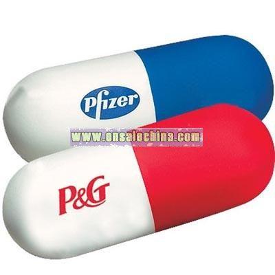 Pill Stress Ball