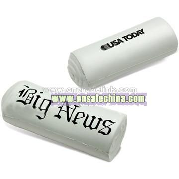 Newspaper Stress Ball