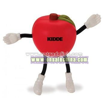 Apple Man Stress Ball