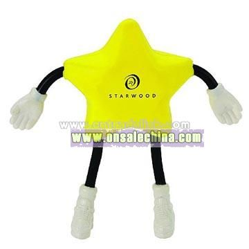 Star Man Stress Ball