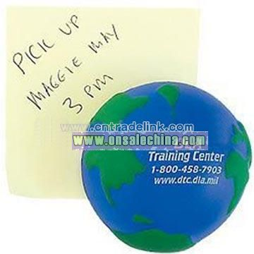 Global Magnet Stress Ball