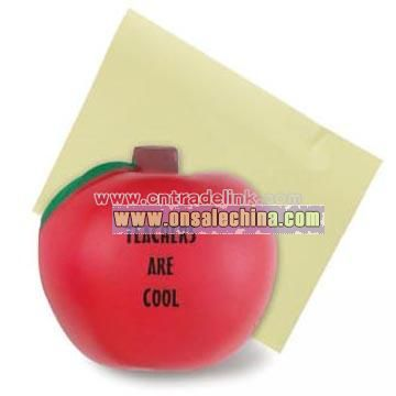 Apple Magnet Stress Reliever