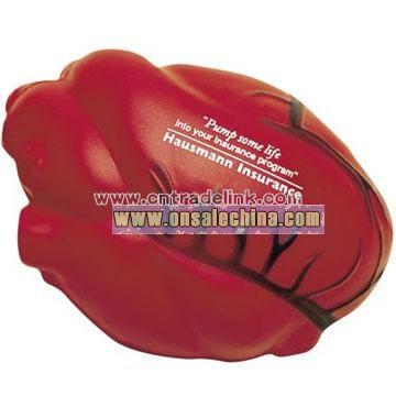 Anatomical Heart with Veins Stress Balls