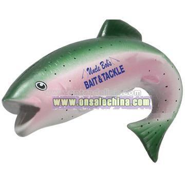 Trout Fish Stress Ball