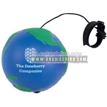Globe Bounce Back Stress Ball