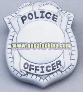 Police Badge Stress Relievers