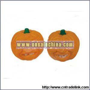 PU Pumpkin Stress Ball