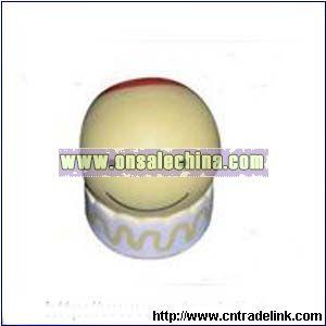 PU Cake Stress Ball