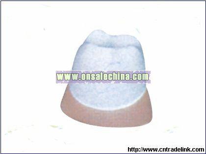 PU Teeth Stress Ball