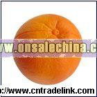PU Orange Stress Ball