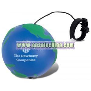 Globe Bounce Stress Reliever