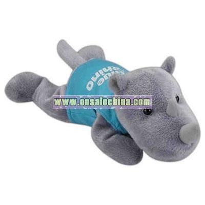 Rhinoceros Lying 8