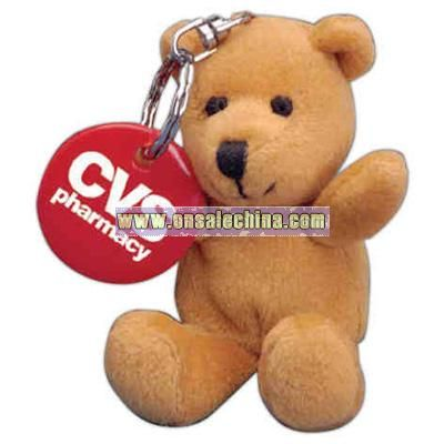 Bear Shape Stuffed Animal with Key chain