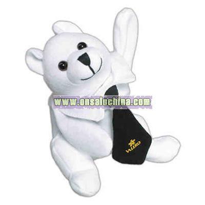 Polar Bear Bean bag plush animal