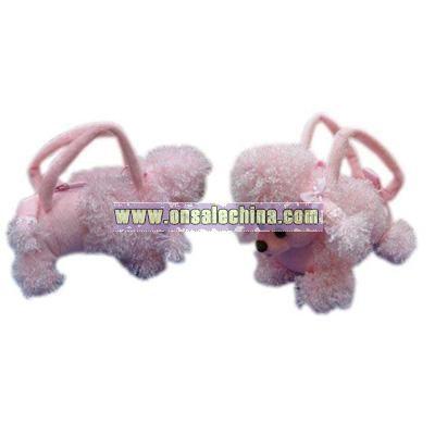 Plush Animals Handbag