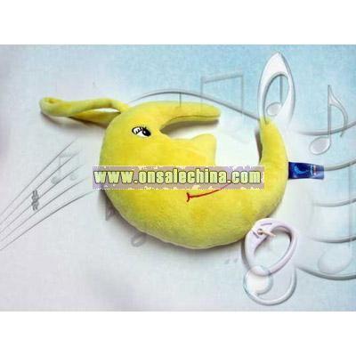 Music Stuffed Moon